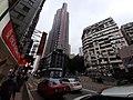 HK 半山區 Mid-levels 般咸道 Bonham Road buildings facade February 2020 SS2 28.jpg