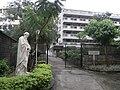 HK CWB 基督君皇小聖堂 Christ The King Chapel view 聖保祿修院 Saint Paul's Convent 01 gate entrance.JPG