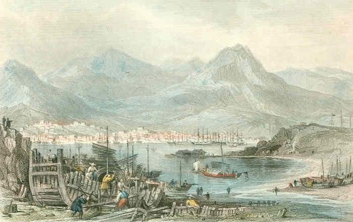 HK Island 1840