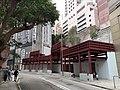 HK ML 半山區 Mid-levels 般咸道 Bonham Road construction site October 2020 SS2 01.jpg