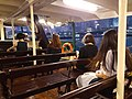 HK TST 香港維多利亞海港 Victoria Harbour 天星小輪 Star Ferry interior night September 2020 SS2 01.jpg