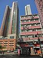 HK Yau Ma Tei 文明里 Man Ming Lane Arthur Street view No 8 Waterloon Road Jan-2014.JPG