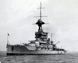 <i>Iron Duke</i>-class battleship