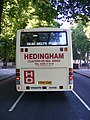 HO Coach. (previouly H&D) of Hedingham Omnibuses,Essex. London WC2 (3839616733).jpg