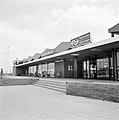 HUA-153107-Gezicht op het NS station Heemskerk te Heemskerk gevestigd in de supermarkt van Simon de Wit .jpg