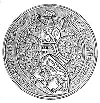 The Great Seal of Håkon V