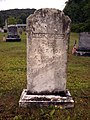 Haden Cass gravestone East Haven Cemetery East Haven VT June 2013.jpg