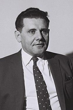 חיים יוסף צדוק ב-1951