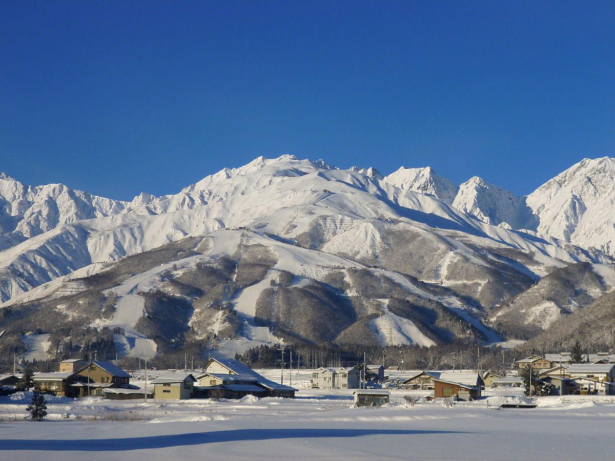 hakuba happoone winter resort - wikipedia