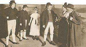 Fred Winter Och Hans Orkester - The Revue Star Orchestra - För Hennes Skull - Isabell