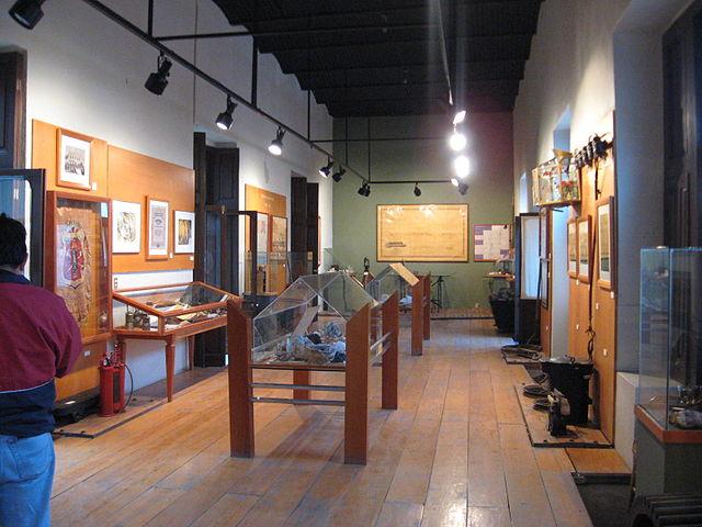 Archivo Histórico y Museo de Minería de Pachuca