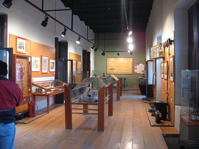 Historic Archive and Museum of Mining in Pachuca_2