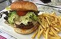 Hamburger (Ardèche Camping à Privas).JPG