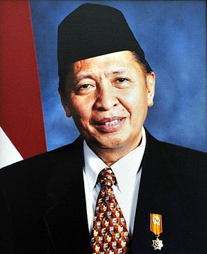Indonesian legislative election, 2004 - Hamzah Haz