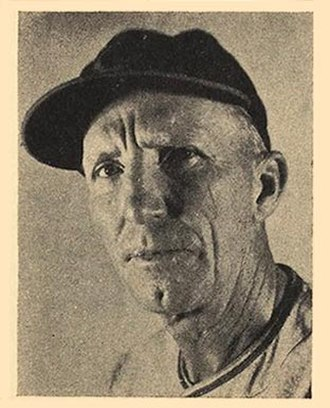 Hank Gowdy - Gowdy as Reds coach