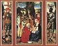Hans Baldung - Three Kings Altarpiece (open) - WGA01199.jpg