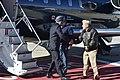 Harjit Saijan, Minister of Defence, at NORAD, Colorado, 160120-VT441-014 (24398424402).jpg