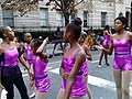 Harlem Uptown Dance Academy. African American Day Parade 2016.jpg