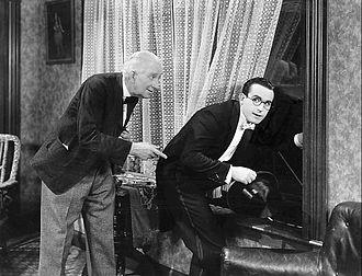 Feet First - Alec B. Francis and Harold Lloyd in Feet First