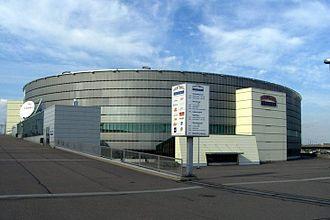 2013 IIHF World Championship - Image: Hartwall areena, Helsinki