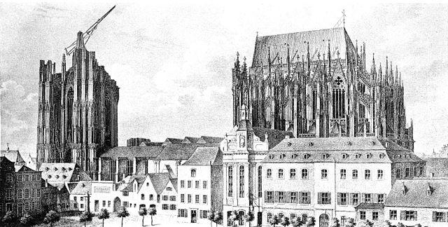 Hasak - Der Dom zu Köln - Bild 22 1824