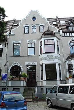 Slevogtstraße in Bremen