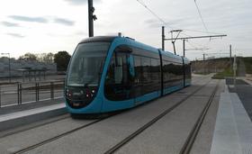 Image illustrative de l article tramway de besançon