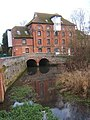 Hawks Mill, Needham Market (now flats) - geograph.org.uk - 653771.jpg
