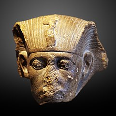 Head of Sesostris III-E 25370