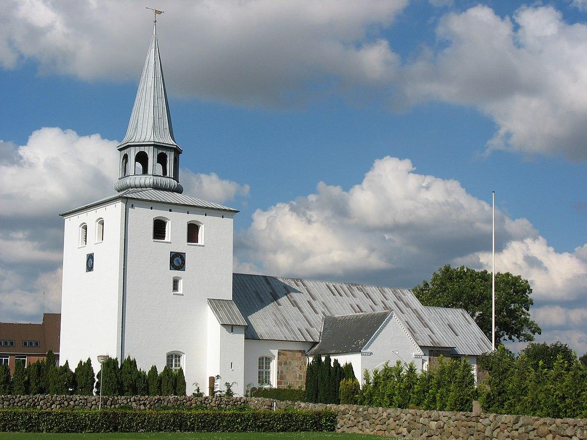 Px Hedensted Kirke