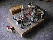 Valve audio amplifier technical specification - Wikipedia