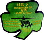 Helicopter Antisubmarine Squadron 7 (US Navy) memorial patch 2007.png