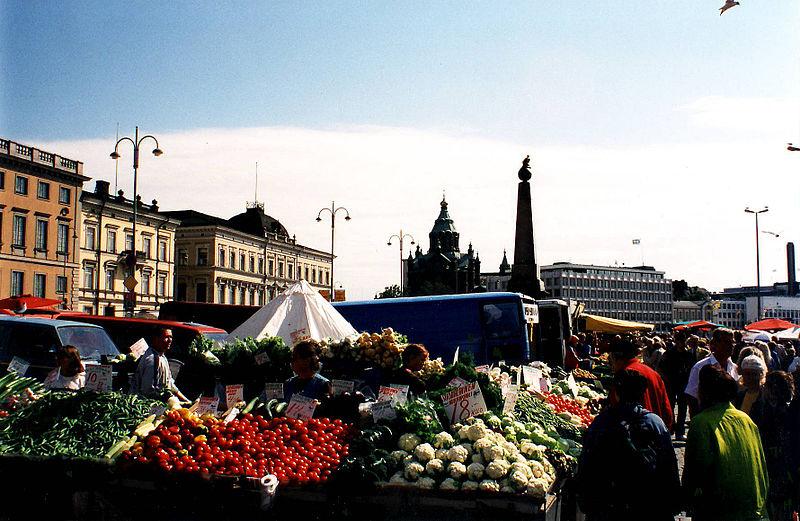 Mercado Municipal de Helsinque