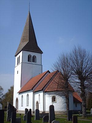 Hemse Church - Image: Hemse kyrka