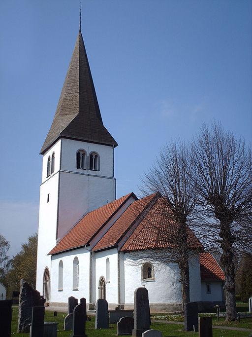 Rone kyrka - Wikiwand