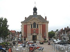 Henley Town Hall - geograph.org.uk - 956401.jpg