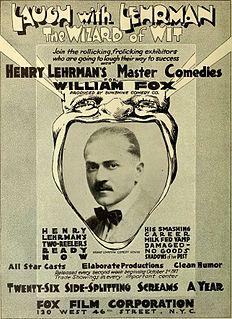 Henry Lehrman American actor