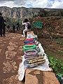 Herbs selling near Ouzoud waterfalls.jpeg