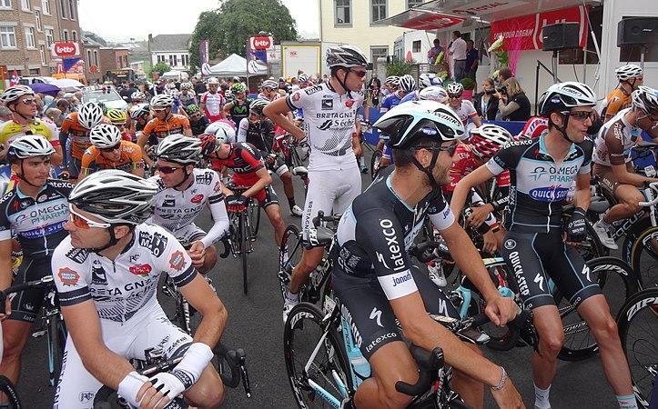 Herve - Tour de Wallonie, étape 4, 29 juillet 2014, départ (D11).JPG