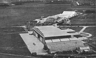Heston Aerodrome former airport once located in London, United Kingdom