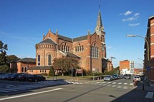 Heverlee - St-Lambertus church
