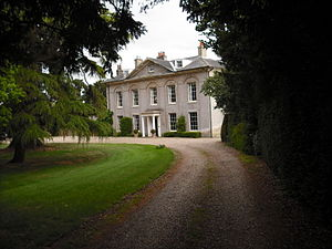 Higham, Babergh - Higham Hall