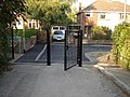Highfield Junior School gates - geograph.org.uk - 994013.jpg