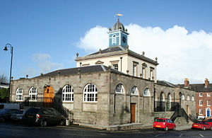 Hillsborough, County Down - Former Market House – the Court House and Tourist Information Office