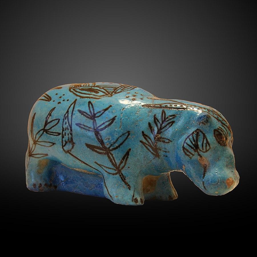 Hippopotamus-E 7709