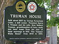 Historic Marker P5300328 Harry Truman house.JPG
