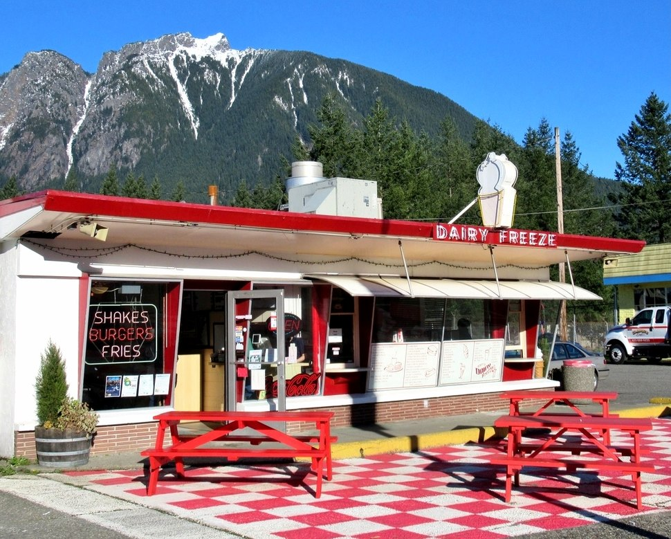 Historic Scott%27s Dairy Freeze - Founded 1949