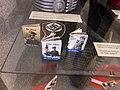 """Hitler Nazi propaganda miniature books """"Des Führers Kampf im Osten"""" """"Führer und seine Heimat"""" """"Führer und Mussolini"""" swastika emblem etc. Heeresgeschichtliches Museum Vienna Austria 2013.jpg"""