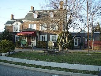 Ho-Ho-Kus, New Jersey - The Ho-Ho-Kus Inn, a historic landmark