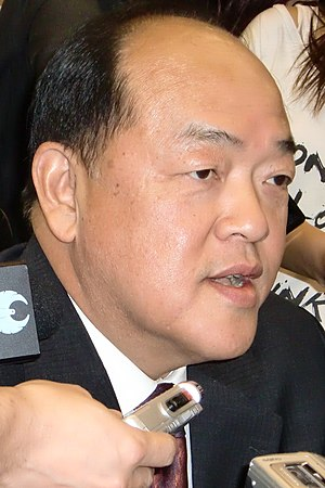 President of the Legislative Assembly of Macau - Image: Ho Iat Seng